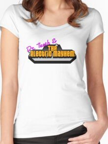 The Electric Mayhem Women's Fitted Scoop T-Shirt