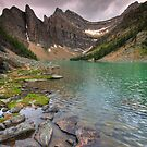 Ranges and lakes II (HDR) by zumi