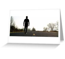 Hitchhiker Greeting Card