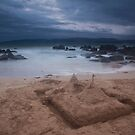 Castles In The Sand by Kylie  Sheahen