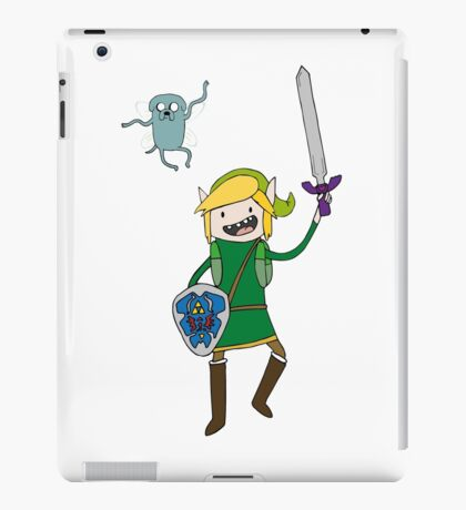 Adventure Link, Navi-Jake iPad Case/Skin
