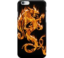 Flame Dragon iPhone Case/Skin