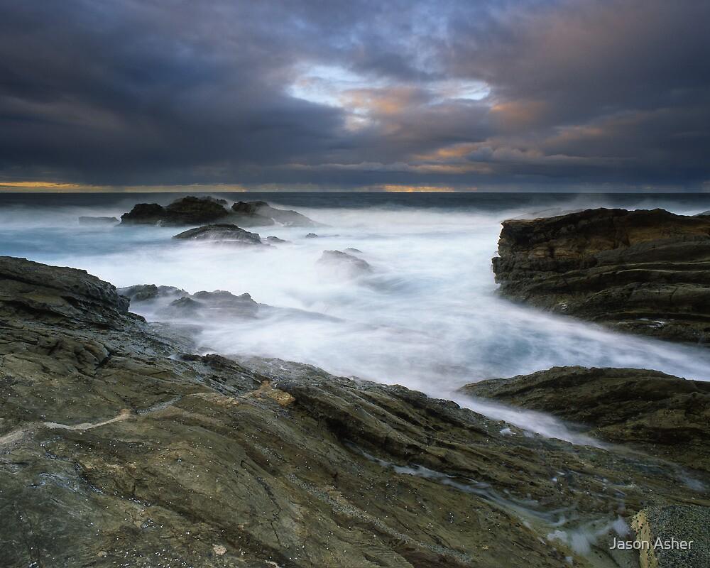 """The Gentle Wash"" ∞ Bermagui, NSW - Australia by Jason Asher"