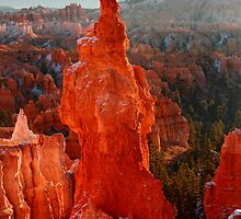 Thor's Hammer, Bryce Canyon  by Pierre Leclerc Photography