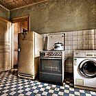 Grandma's kitchen by Zora