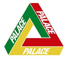 palace red green yellow by goldney09