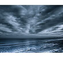Sky sea and sand Photographic Print