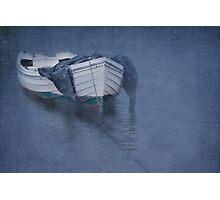 Teign Blues Photographic Print