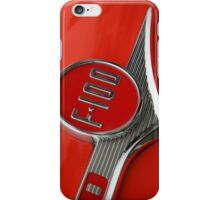 Ford F100 Cover iPhone Case/Skin