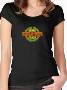 Colorful Selmer Women's Fitted Scoop T-Shirt