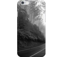 Black Spur Cover iPhone Case/Skin