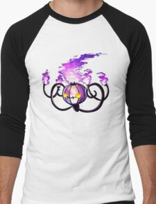 Chandelure Men's Baseball ¾ T-Shirt