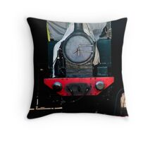 Thomas likes sleeping in. Look out for the fat controller Throw Pillow