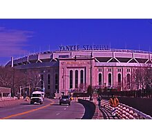 Yankee Stadium, The Bronx- New York, New York Photographic Print