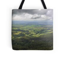 View from Knights Tower Tote Bag