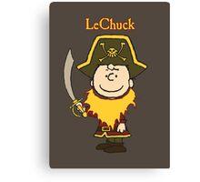 LeChuck Canvas Print