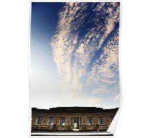 Tropicana sky Poster