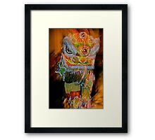 """""""Chinese New Year"""" Framed Print"""