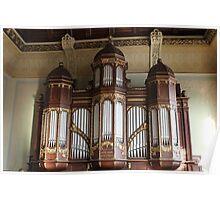 School Organ Poster