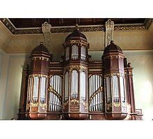 School Organ Photographic Print