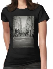 La Rochelle, France #5 Womens Fitted T-Shirt