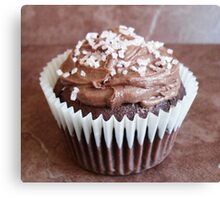 Cup Cake Canvas Print