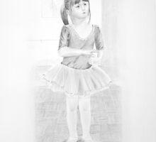 Ballerina Beginnings  by Andrea Pumphrey