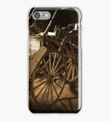 Horse Carriages 1 iPhone Case/Skin