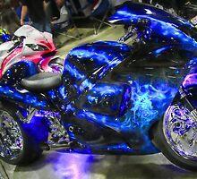 Motorcycle by CJ Fuchs