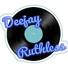 dj ruthless logo 1.0 by deejay ruthless