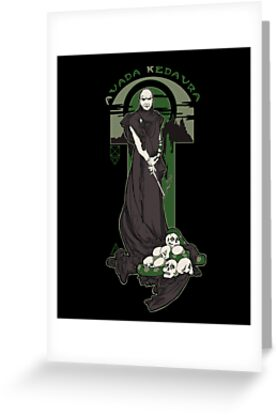 Voldemort Nouveau revised by Karen  Hallion