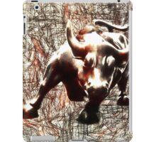 Charging Bull iPad Case/Skin