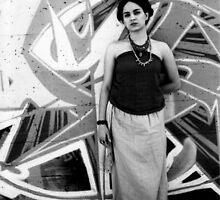 Urban Frida by Elaine Lafón