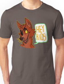Foxy the Pirate Unisex T-Shirt