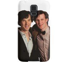 Sherlock and Eleven Samsung Galaxy Case/Skin