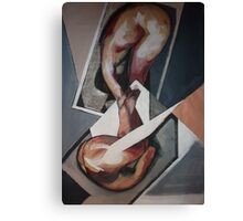 Mutual Cannibalism Canvas Print