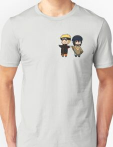 Naruto and Sasuke- Naruto the Last chibi T-Shirt