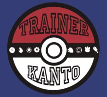 Kanto Trainer by cadaver138