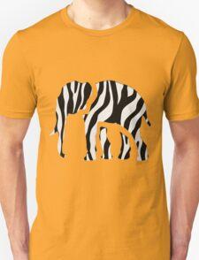 Elephant Zebra: Wild Mash Up T-Shirt