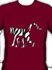 Monkey Zebra: Wild Mash Up T-Shirt
