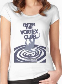 The Vortex Club - Life is Strange Women's Fitted Scoop T-Shirt