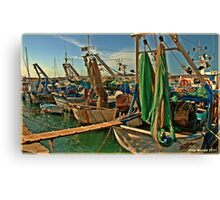 THE WEEKEND PHOTOGRAPHER Canvas Print