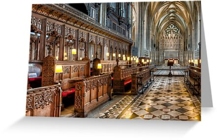 Church of England by Adrian Evans