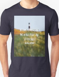 Nothing is imposible... T-Shirt
