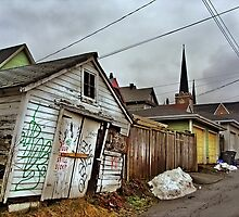 Eastside Alley by RobertCharles