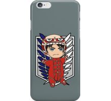 Eren Jäger - Attack on Titan chibi iPhone Case/Skin