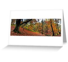 Autumn in Sunnydale Greeting Card