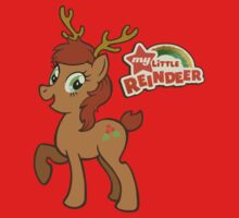 My Little Christmas Reindeer by TeaTimeIsOver