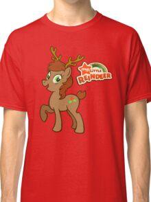 My Little Christmas Reindeer Classic T-Shirt