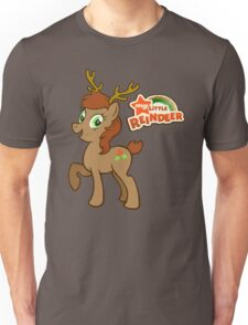 My Little Christmas Reindeer Unisex T-Shirt
